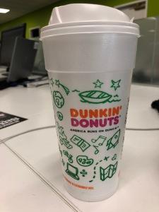 Dunkin Donuts Coffee